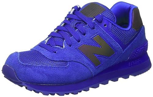 574 new balance damen blau