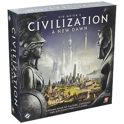 Sid Meier's Civilization - A New Dawn: Toys & Games
