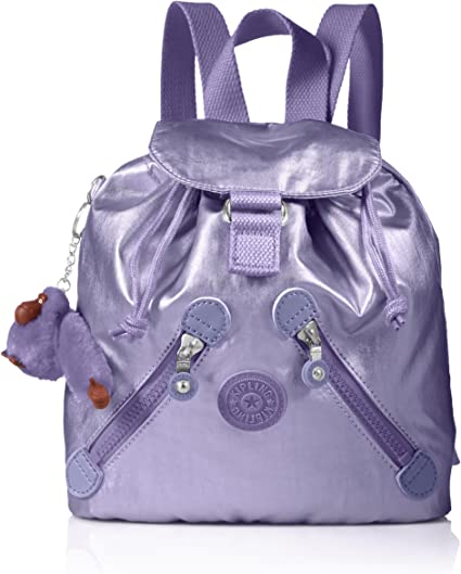 Kipling City Pack Printed Backpack One Size Wandering Roads