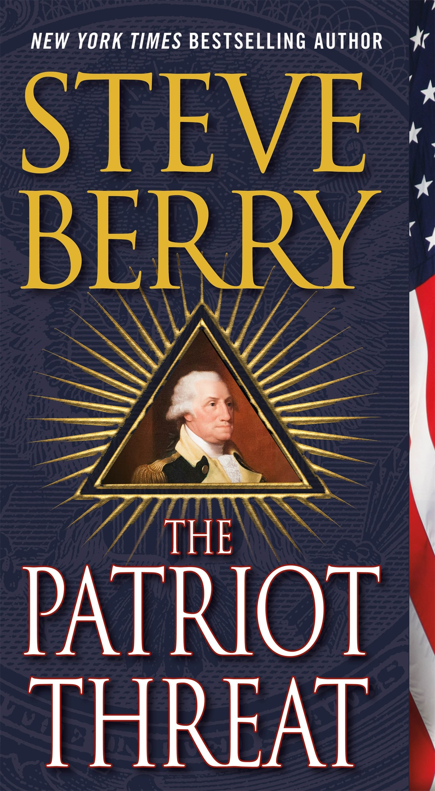 Amazon.com: The Patriot Threat: A Novel (Cotton Malone) (9781250058447): Steve  Berry: Books