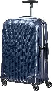 Samsonite Cosmolite 3 55cm Spin Hard Suitcase Luggage Blue