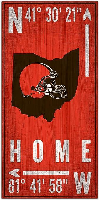 Fan Creations NCAA Syracuse Orange Unisex Syracuse House Sign Team Color 12 inch