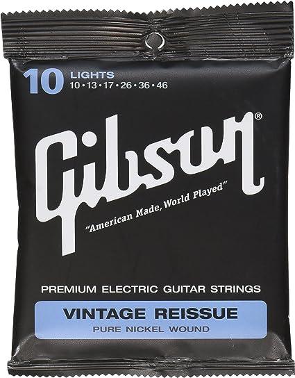 Light Vintage Reissue Electric Guitar Strings