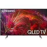 """Samsung QN65Q8F Flat 65"""" QLED 4K UHD 8 Series Smart TV 2018"""