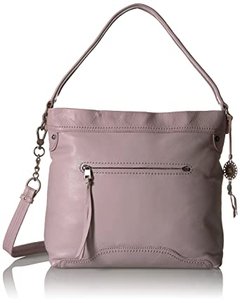 Amazon.com  The Sak Tahoe Hobo, Lilac  Clothing 9207af7fe4
