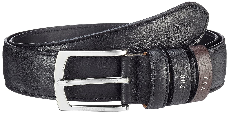 OTTO KERN - Ceinture Homme, Noir (Schwarz 200), 85 cm  Amazon.fr  Vêtements  et accessoires 60fde7f9ba8