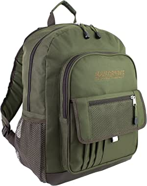 Eastsport Tech Backpack, Army Green, One Size