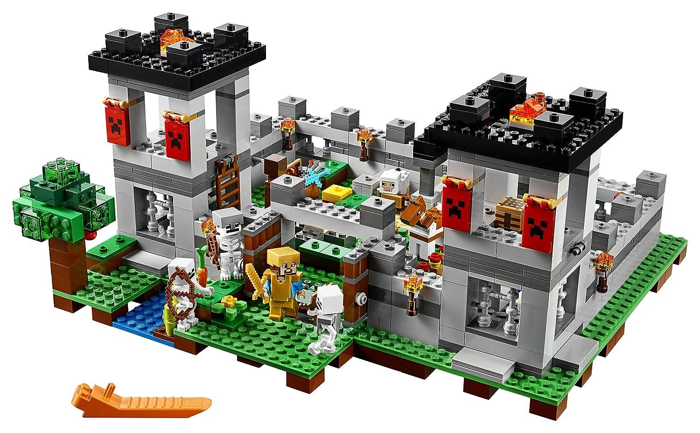 günstig kaufen LEGO Minecraft Die Festung 21127