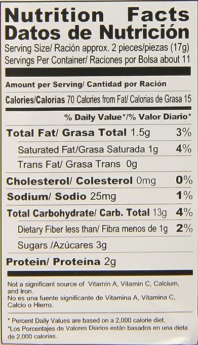 Amazon.com : Monviso Italian Toast, Light and Crunchy, 7.05 Ounce : Grocery & Gourmet Food