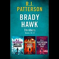 The Brady Hawk Series: Books 10-12 (Brady Hawk Boxset Series Book 4)