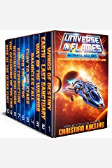 Universe in Flames – Ultimate 10 Book Box Set: An Epic Space Opera Adventure Kindle Edition