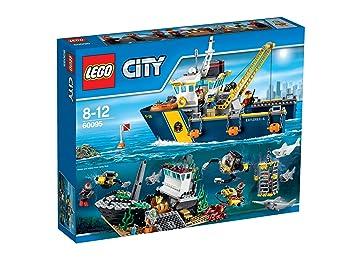 bateau de peche lego
