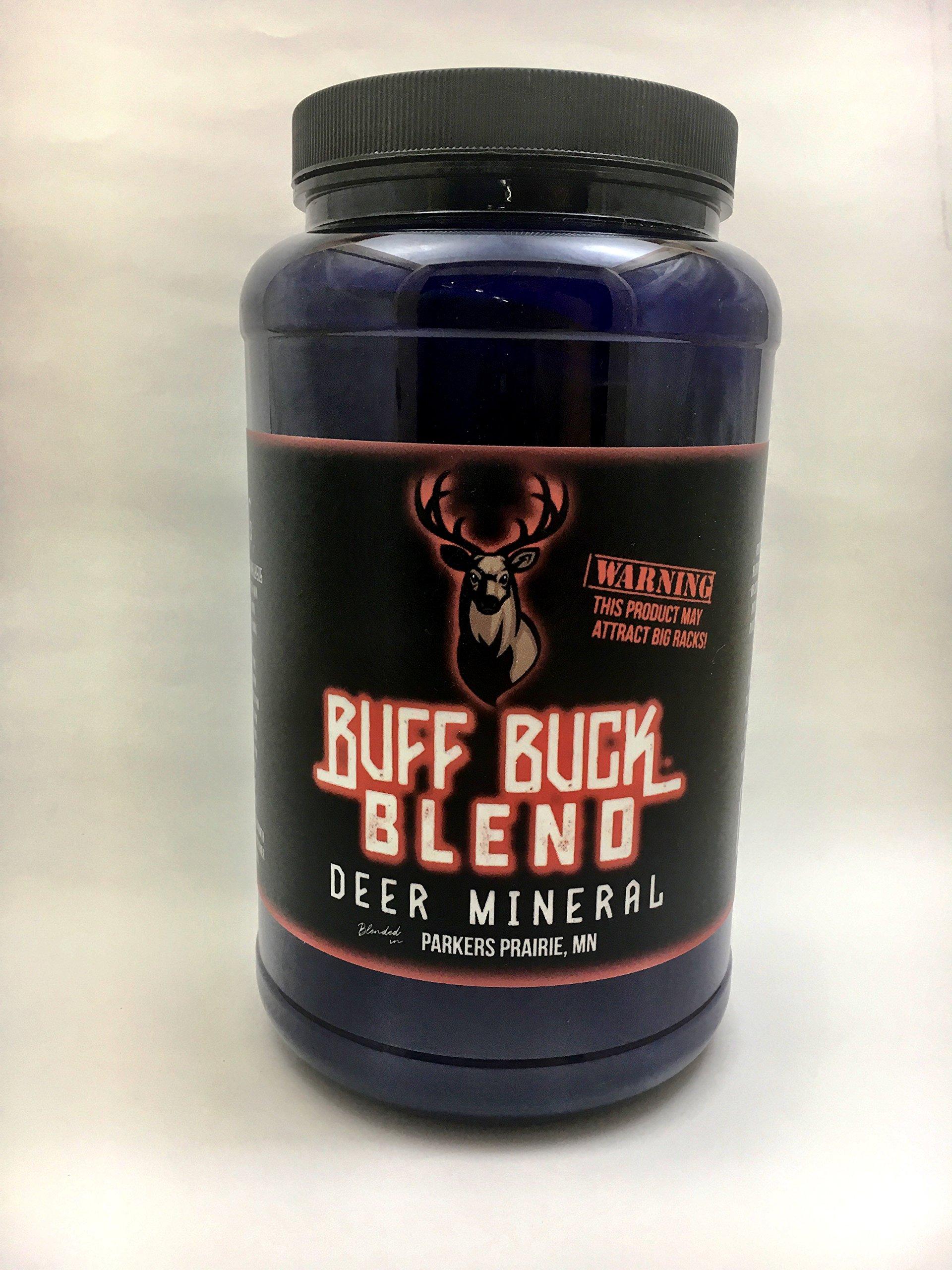 Buff Buck Blend Deer Mineral