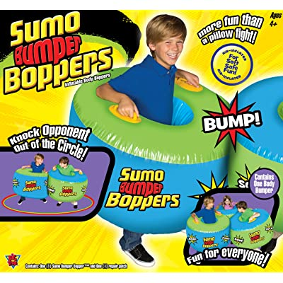 Sumo Bumper Boppers Belly Bumper Toy: Toys & Games
