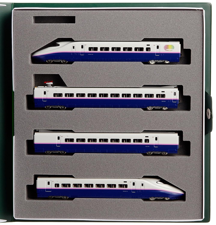 KATO Nゲージ E2系 1000番台 新幹線 はやて 基本 4両セット 10-278 鉄道模型 電車 B000G02GLK