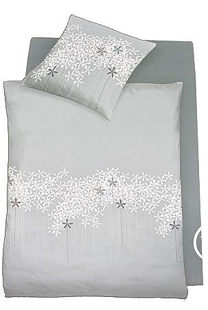 Schlafgut Bettwäsche Bügelleicht Mako Satin 135 X 200 100 Baumwolle