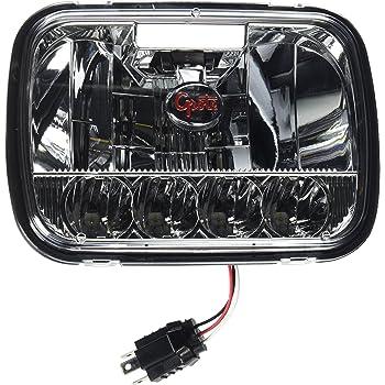Amazon Com Grote 90951 5 5x7 Led Sealed Beam Headlights