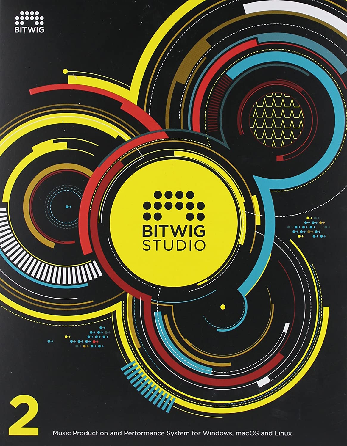 Bitwig Studio 2 Music Production and Performance Software