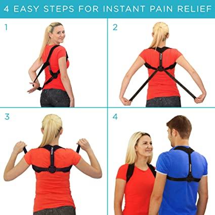 Posture Corrector Brace for Women & Men