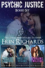 Psychic Justice Boxed Set: (Chasing Shadows, Twilight Rising, Stealing Twilight) Kindle Edition