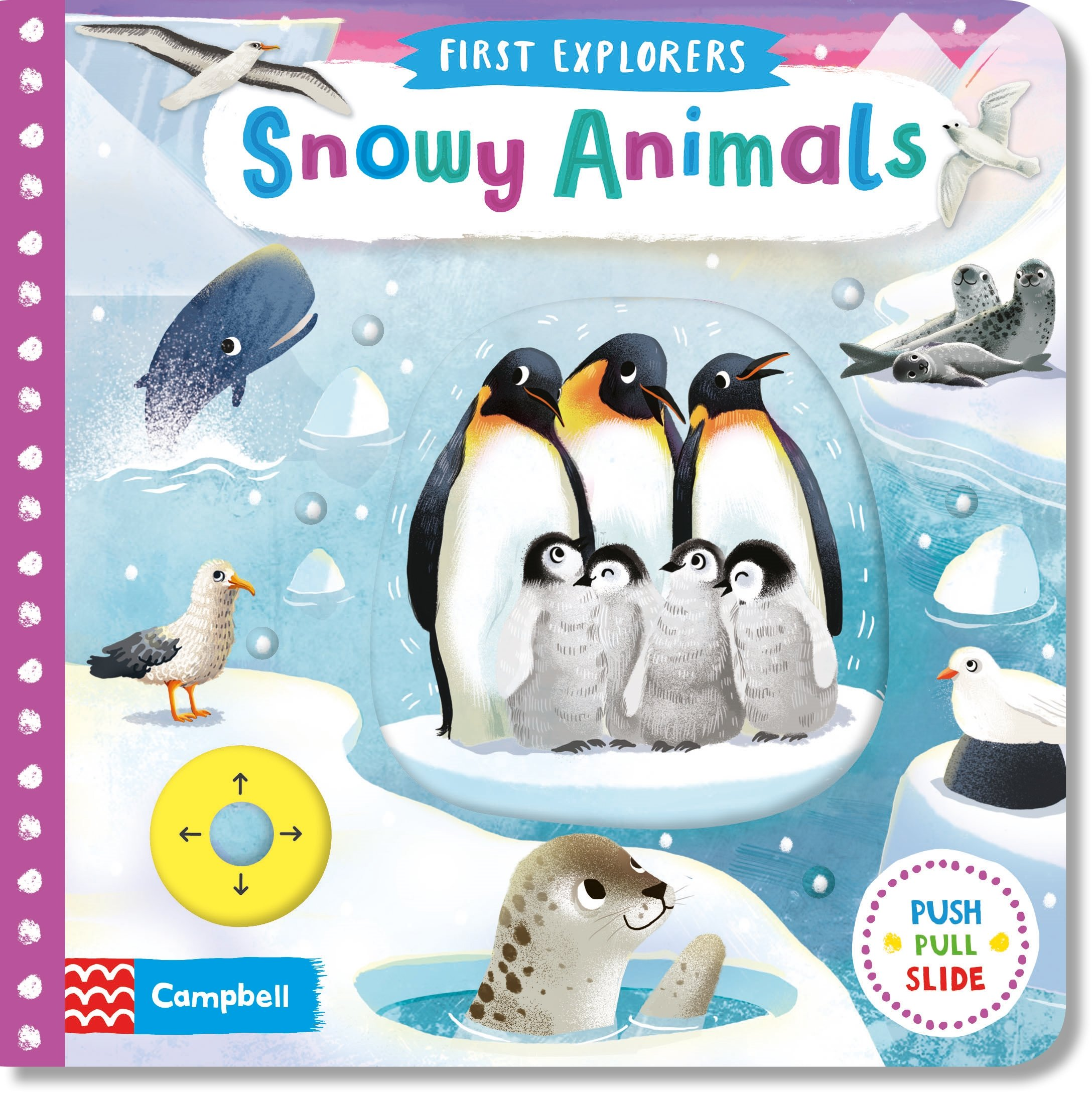 Snowy Animals  First Explorers Band 9