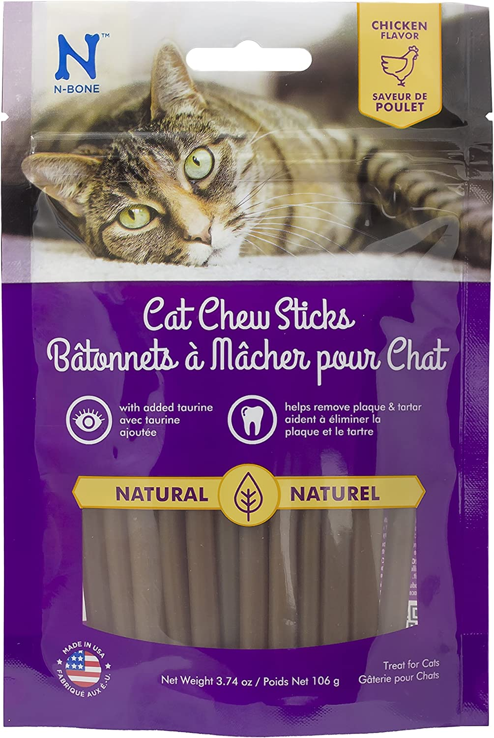 N-Bone Cat Chew Treats