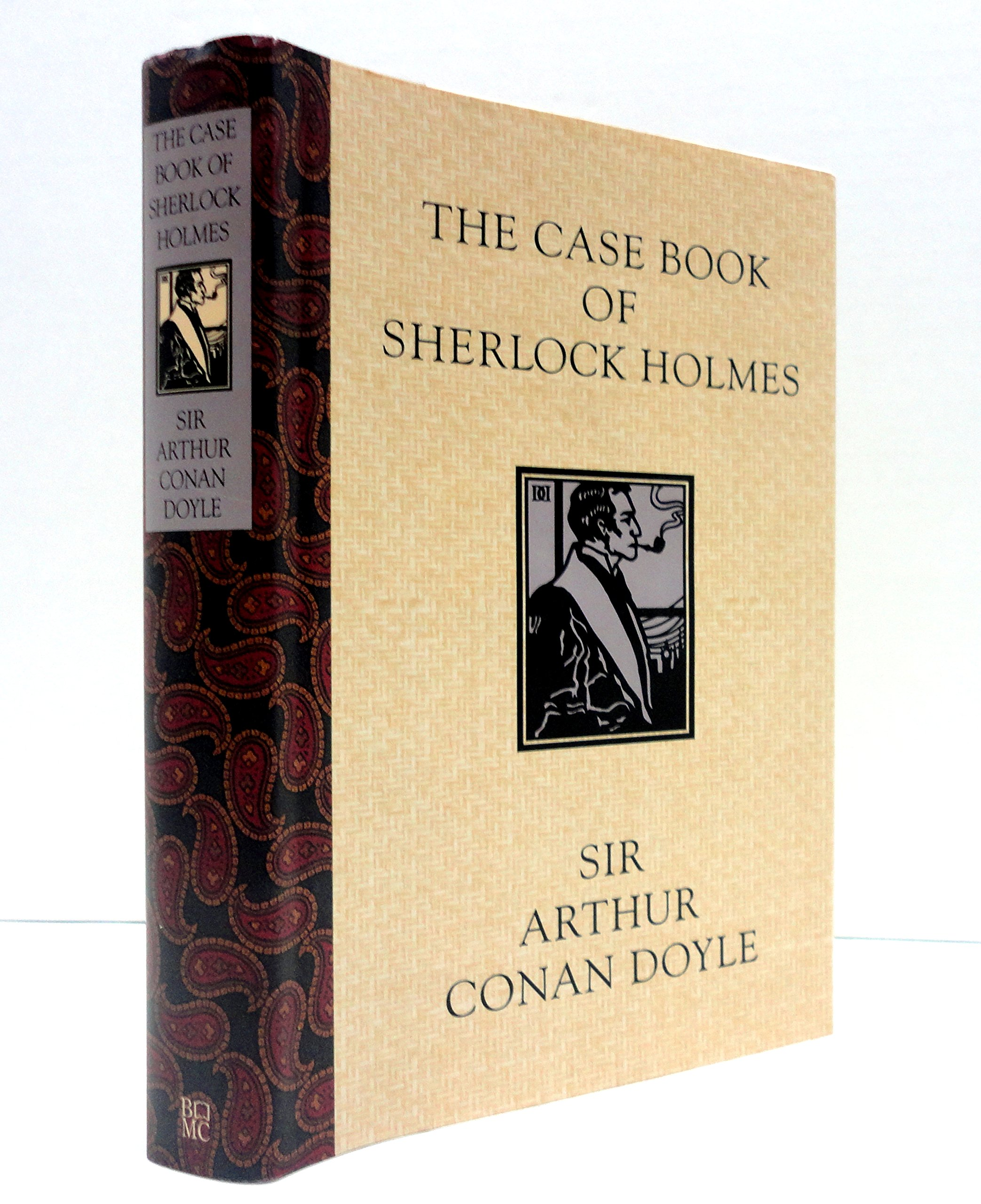 The Case Book of Sherlock Holmes, Doyle, Sir Arthur Conan Doyle
