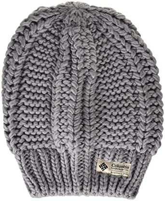 8521e4e54f1791 Columbia Women's Hideaway Haven Slouchy Beanie, Astral One Size at Amazon  Women's Clothing store: