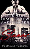Sinner (Penthouse Pleasures Book 3)