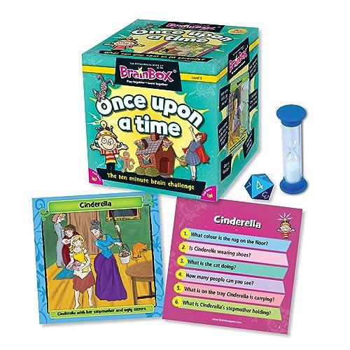 Green Board Games Juego de mesa de preguntas (en inglés)