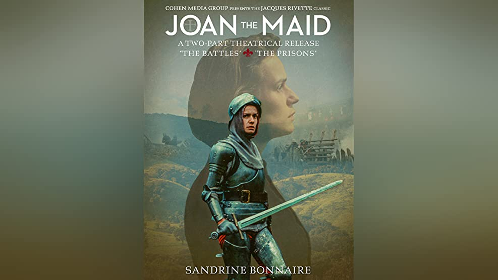 Joan the Maid Part 2 - The Prisons