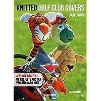 Knitted Golf Club Covers (Twenty to Make)