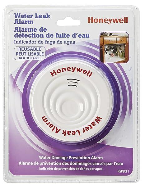Amazon.com: Honeywell RWD21 Alarma de fuga de agua: Home ...