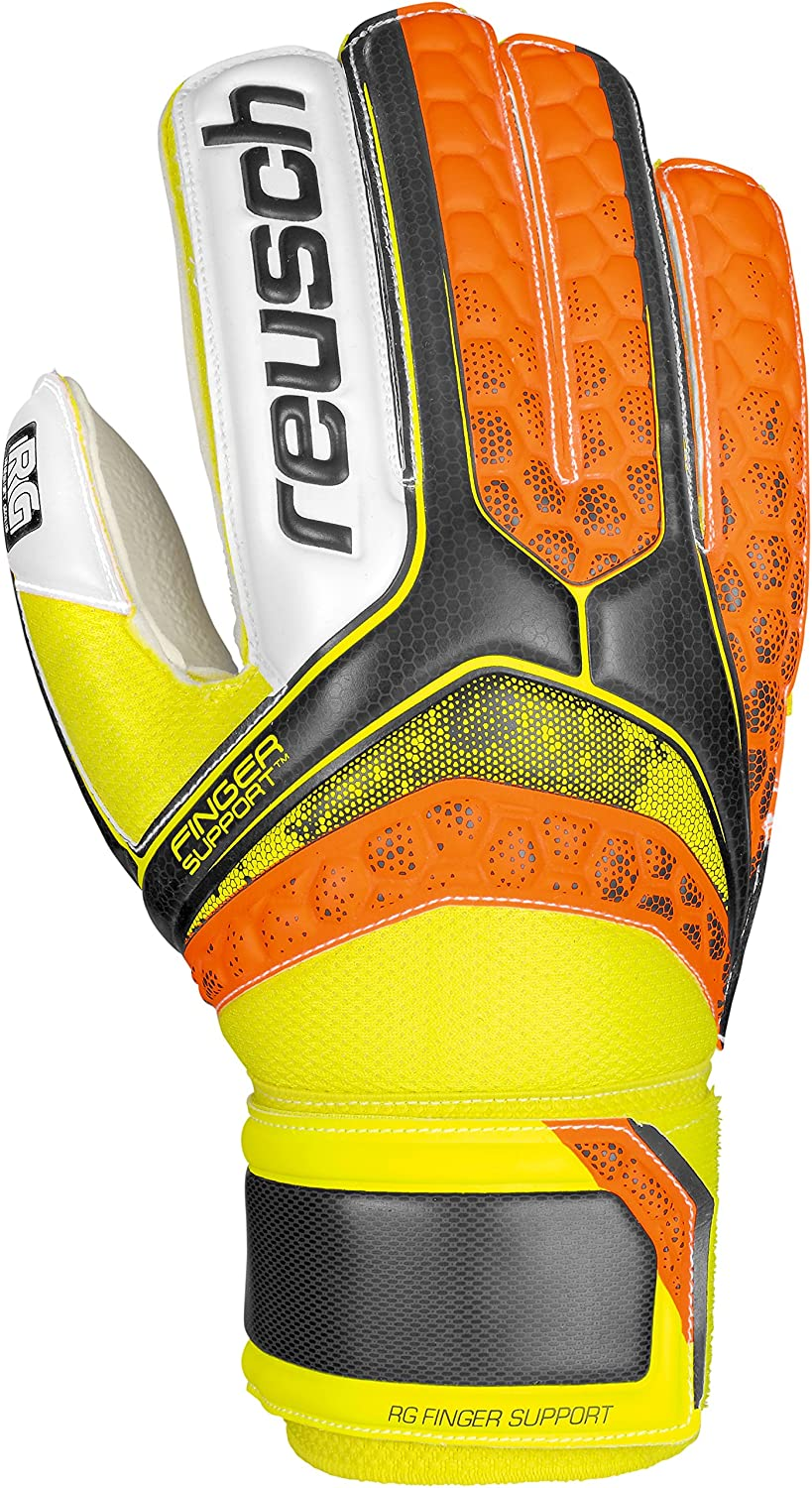 Reusch Herren Re Pulse Rg Finger Support Torwarthandschuh