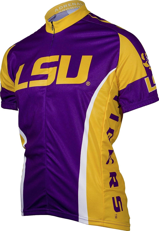 Adrenaline Promotions NCAA LSU Radfahren Jersey