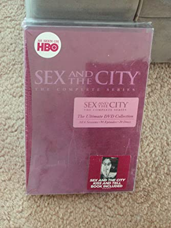 Sex in the city boxed set