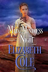 A Mad and Mindless Night: A Regency Spy Romance (Secrets of the Zodiac Book 6) Kindle Edition