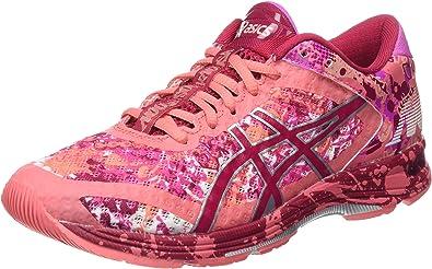 Asics Gel-Noosa Tri 11, Zapatillas de Running para Mujer, Rojo Guava Cerise Pink Glow, 44 EU: Amazon.es: Zapatos y complementos