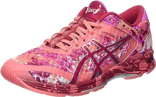 ASICS Gel-Noosa Tri 11, Zapatillas de Running para Mujer, Rojo (Guava/Cerise/Pink Glow), 39 1/2 EU: Amazon.es: Zapatos y complementos