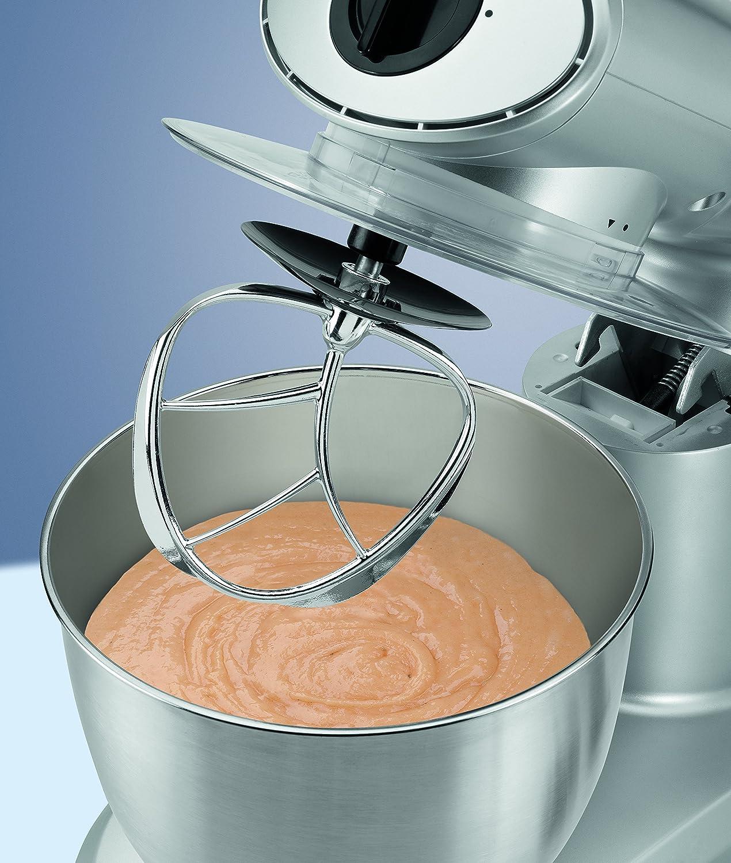 Bomann KM 369 CB Robot de cocina multifunción, batidora amasadora ...