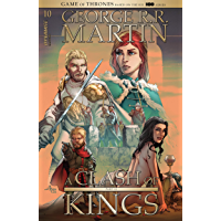 George R.R. Martin's A Clash of Kings: The Comic Book Vol. 2 #10 book cover