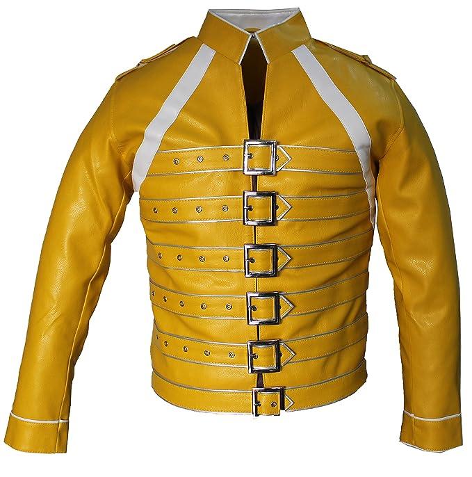 Amazon.com: areena diseño Freddie Mercury amarillo Moto ...