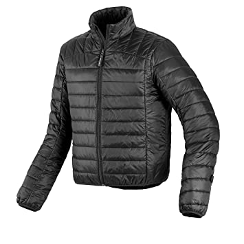 SPIDI motocicleta ropa interior térmica maletero, extrema, color negro, tamaño: L