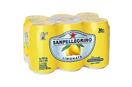 Sanpellegrino Refresco - 6 Latas