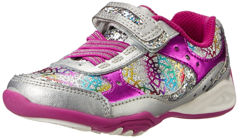 Stride Rite Sugar /& Spice Lilac AC Light-Up Athletic Shoe Toddler//Little Kid K Silver//Magenta 8.5 M US Toddler Sugar /&Spice Lilac AC