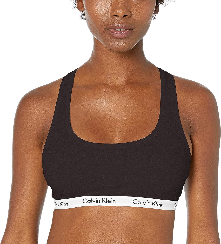 Calvin Klein Women's Carousel Logo Bralette at  Women's Clothing store