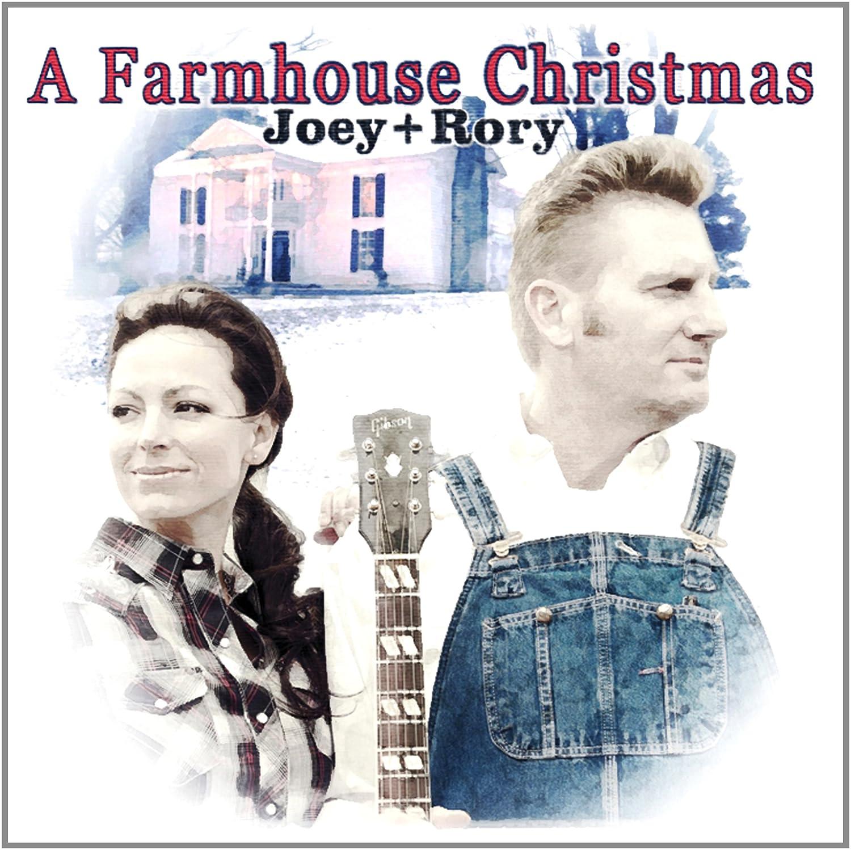 Joey + Rory - A Farmhouse Christmas - Amazon.com Music