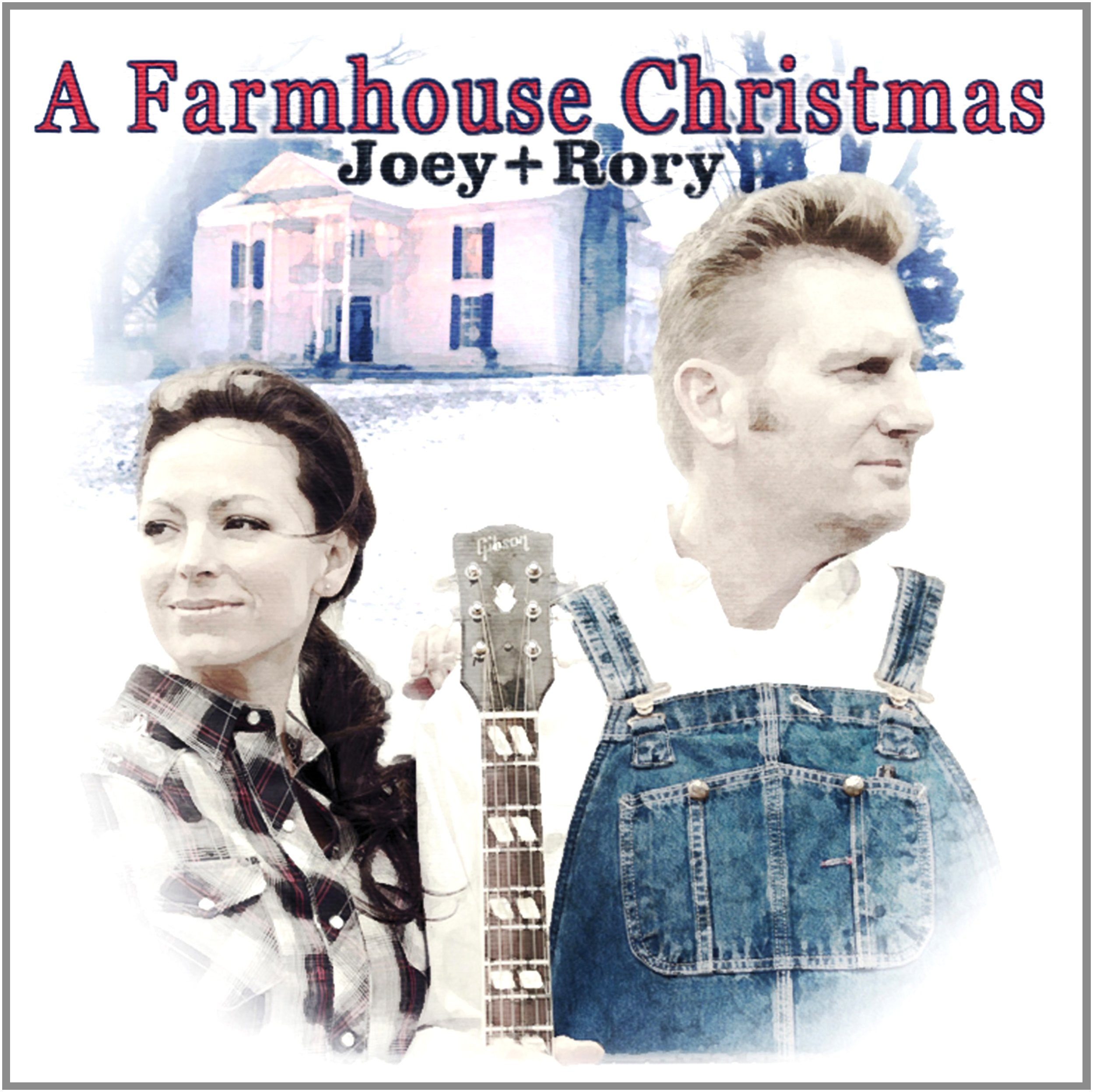 Joey + Rory - A Farmhouse Christmas - Amazon.com Music