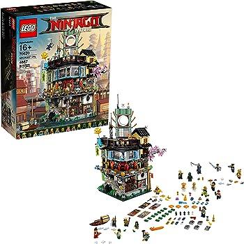 Lego Ninjago City 70620 (4867 Pieces)
