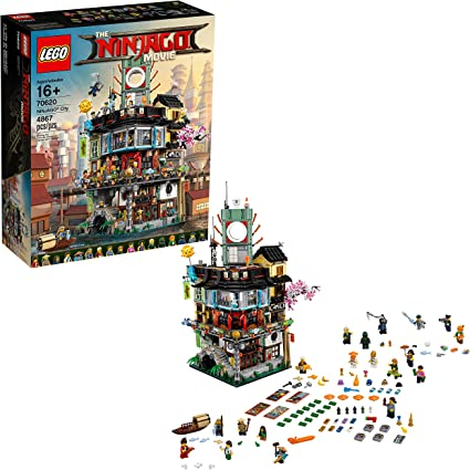 LEGO Ninjago City 70620 (4867 Pieces)